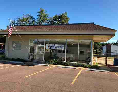 Health Connect America office in Byhalia, MS