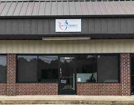 Health Connect America office in Senatobia, MS